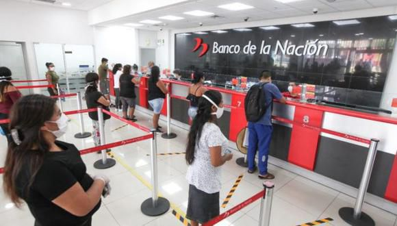 El Segundo Bono Familiar Universal ya se viene entregando desde el sábado 10 de octubre a las familias que fueron incluidas en el padrón de beneficiarios (Foto: Andina)