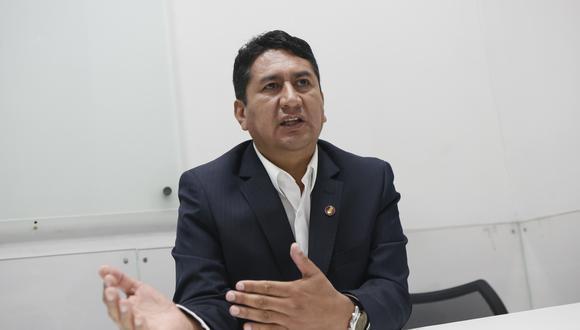 Secretario general de Perú Libre dejó inconclusa obra de reforestación del río Mantaro, que ascendía a 2.8 millones de soles. (Foto: archivo GEC)