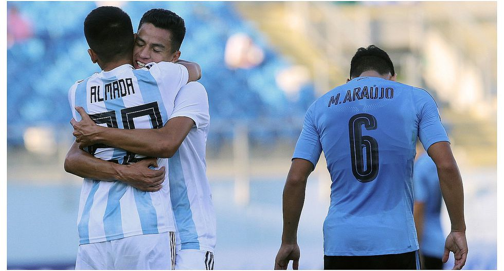 Sudamericano Sub 20: Argentina venció 2-1 a Uruguay y clasificó al Mundial de Polonia (VIDEO)