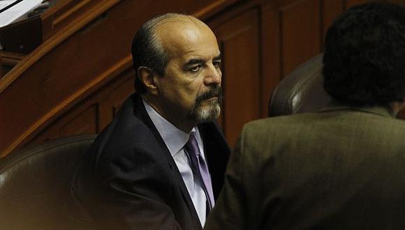 Mauricio Mulder opinó sobre la designación de Walter Martos como presidente del Consejo de Ministros. | Foto: GEC