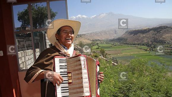 Delfor Cárdenas: Un músico que nació para componer coplas