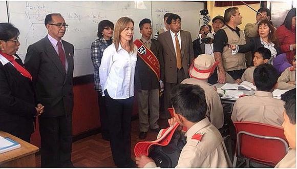 Primera 'aula inteligente' será inaugurada en Cusco