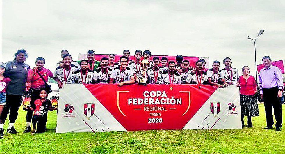 Melgar Sub-17 a Sudamericana