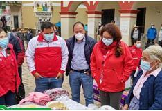 Destacan labor con adultos mayores en el distrito de Usquil