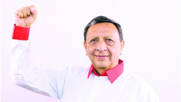 Roger Nájar es voceado como presidente del Consejo de Ministros del presidente electo Pedro Castillo.