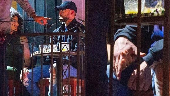Captan de la mano a Justin Timberlake con actriz que no es su esposa (FOTOS)