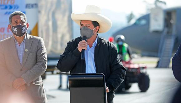 El pasado 9 de setiembre el Pleno del Congreso aprobó autorizar al presidente Pedro Castillo a salir del territorio nacional del 17 al 22 de setiembre para viajar a México y Estados Unidos. (Foto: GEC)