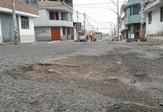 Buscan reasfaltar las avenidas Moore y Aviación en Ciudad Nueva