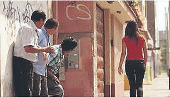 Acoso sexual callejero será sancionado en San Isidro con multa de 1 UIT
