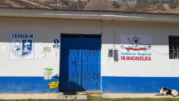 Unidad de Gestión Educativa Local (UGEL) de Tayacaja.