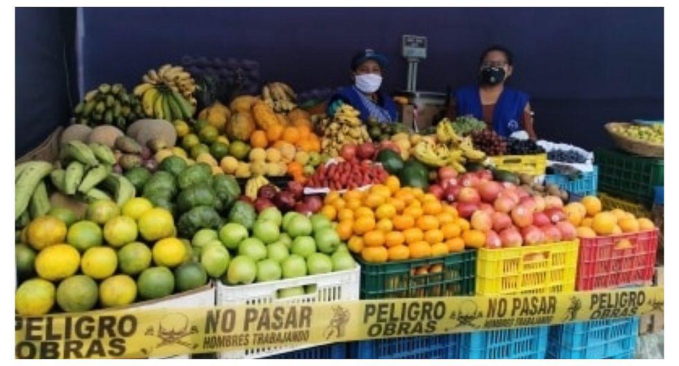El Gobierno anunció la implementación de 50 mercados temporales a nivel nacional. (Foto: GEC)