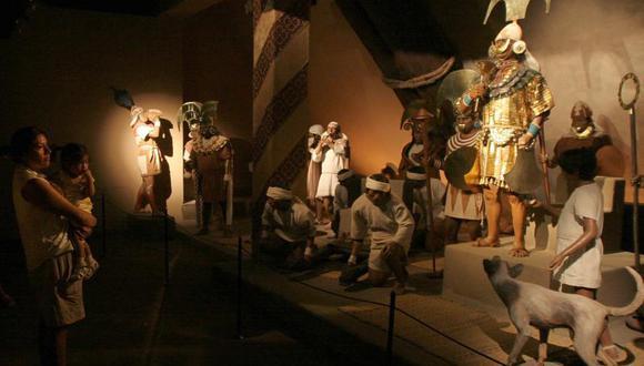 Piezas arqueológicas regresan a Lambayeque, tras exhibición en España