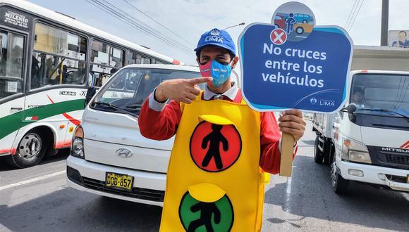 Día de la Seguridad Vial, que se conmemora cada tercer domingo de octubre, tiene como fin fortalecer la cultura vial en la ciudadanía.