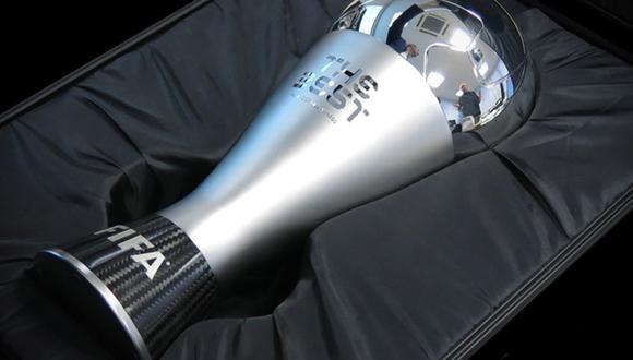 Lionel Messi ganó el The Best el 2019 tras imponerse a Van Dijk y Cristiano Ronaldo. (Foto: FIFA)