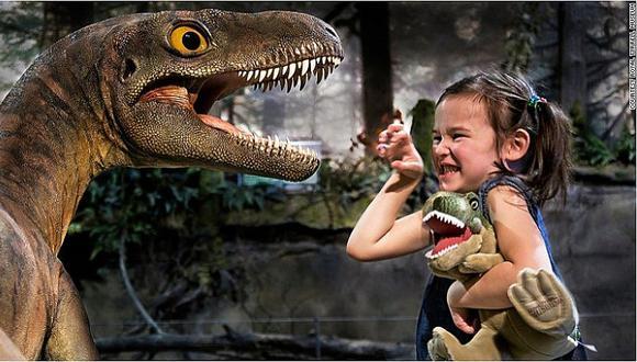 Los niños que aman los dinosaurios serían más inteligentes, según la ciencia