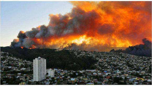 Chile: sector agropecuario pierde 400 millones de dólares por incendios