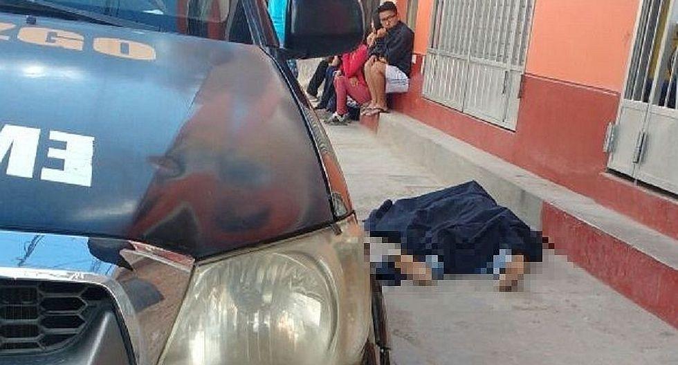 Joven muere por atragantamiento mientras veía partido amistoso de Perú