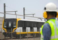 Viaje del primer tramo de la Línea 2 del Metro se hará en 15 minutos y ya no en una hora, según el MTC