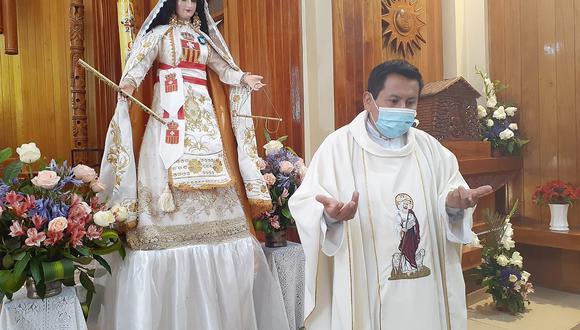 Juliaca: Imagen de la virgen de Las Mercedes visitará a diversas instituciones