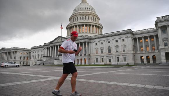Los desacuerdos entre demócratas y republicanos habían puesto a EE.UU. al borde de la suspensión de pagos de su deuda nacional. (Foto: Mandel Ngan / AFP)