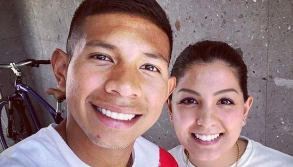 Edison Flores se convertirá en padre por primera vez, fruto de su relación con Ana Siucho. (Foto: @ana_siucho53)