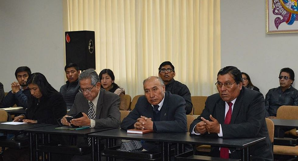 Asamblea Universitaria de la UANCV aprueba alinearse a mandatos de la Sunedu