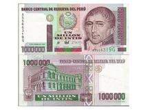 Un breve repaso por los cambios de los billetes en los últimos 40 años (FOTOS)