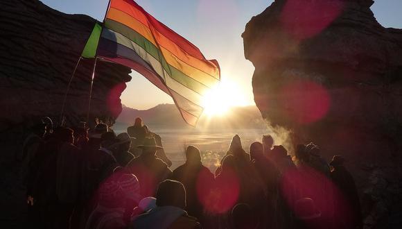 Puno celebra hoy la llegada del Año Nuevo Andino 5528