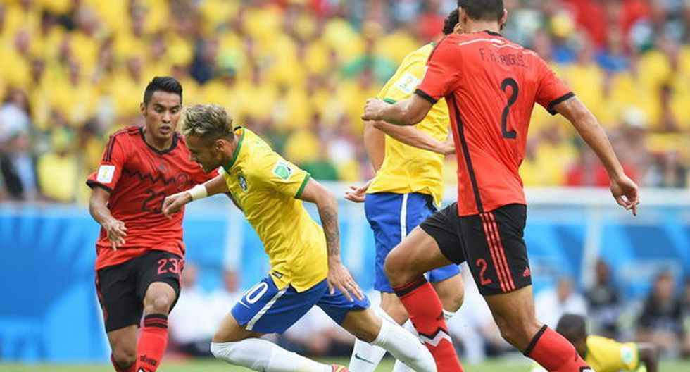 Mundial 2014: Revive los goles del Brasil vs Chile en 3D