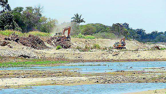 El Peihap anula el contrato con el consorcio que elaboraba el Plan Integral para el control de inundaciones