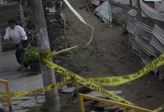 Grietas y caída de piedras por sismo mantienen en zozobra a vecinos de Villa María del Triunfo (FOTOS)