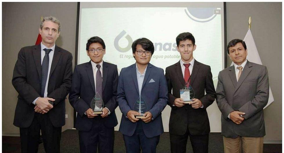 Estudiante de la UNT ocupa primer puesto en concurso de Sunass