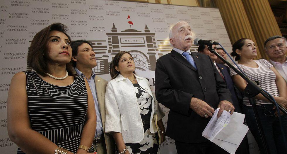 Fuerza Popular no priorizará ley de arresto domiciliario para ancianos