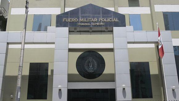 El trabajo del Fuero Militar Policial es garantizar el orden, disciplina y eficiencia operativa en el ámbito de las Fuerzas Armadas y la Policía. (Foto: GEC)