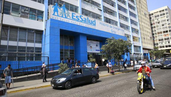 EsSalud también buscará producir radiofármacos. (Foto: GEC)