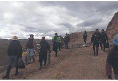La Libertad: dos mineros fallecen en un socavón del distrito de Quiruvilca