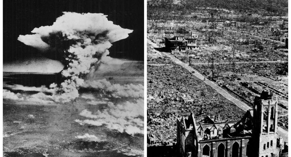 70 años después, pocos en EE.UU. lamentan la misión de ataque a Hiroshima