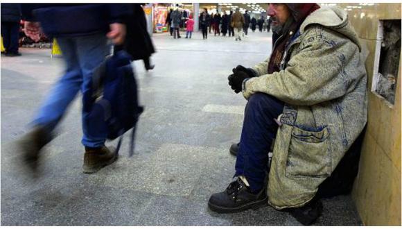 No te imaginas cuánto dinero recauda un mendigo en las calles de Dubái