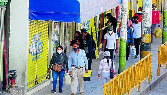 Arequipa: Municipio provincial trabaja en la fase 4 de reactivación