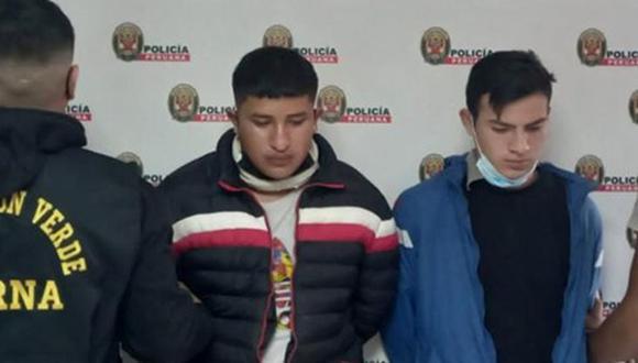 Capturan a dos delincuentes juveniles/Foto Correo