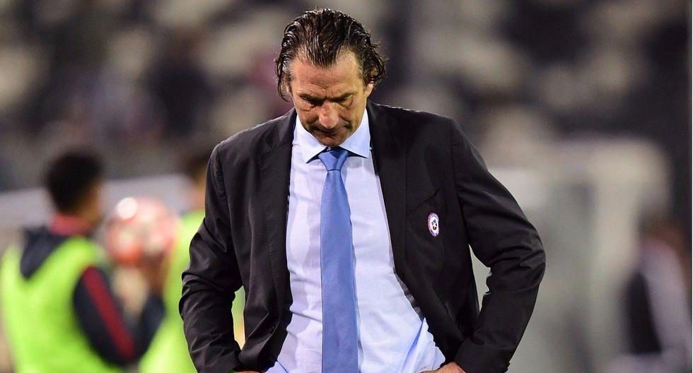 Selección chilena: Pizzi no continuará como técnico de 'La roja' tras eliminación del Mundial