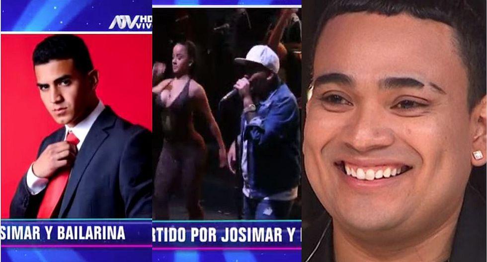 """Expareja de bailarina de Josimar: """"Me ocultaba el celular, no le gustaba que yo le acompañe a la orquesta"""""""