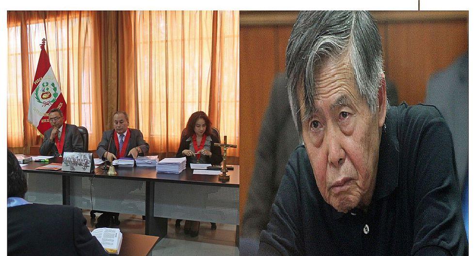 Sala Penal resolverá en 5 días hábeas corpus presentado en favor de ex presidente Alberto Fujimori