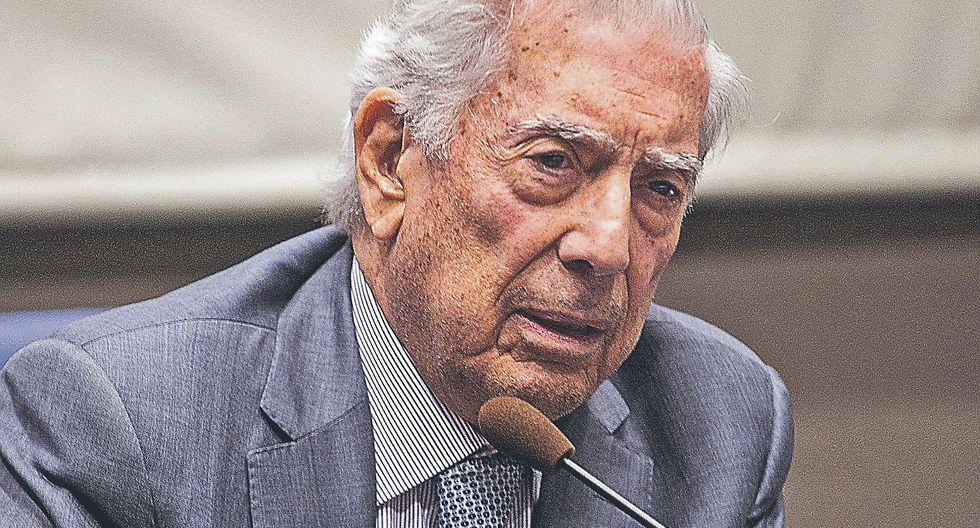 """Mario Vargas Llosa: """"El auge de lo audiovisual puede ser peligroso para la democracia"""""""