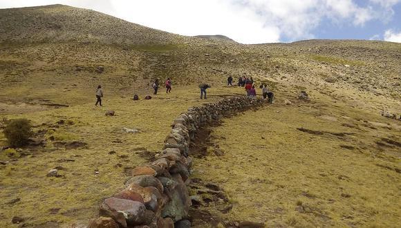 Huacaña pide intervención de autoridades tras invasión de tierras
