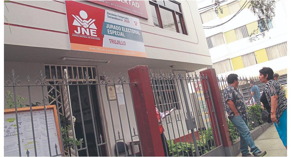 Se instalarán 34 Jurados Electorales Especiales adicionales en todo el Perú el lunes 16