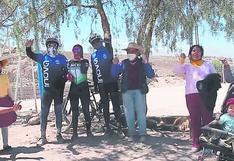 Ascenso al volcán Misti y bicicleteada en Miraflores