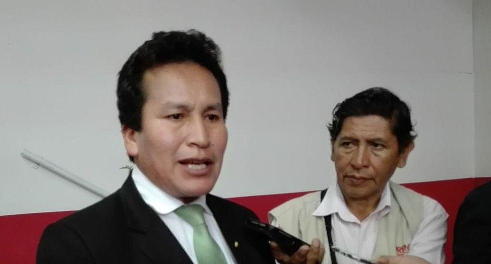 Fernández retira al jefe de Control Patrimonial
