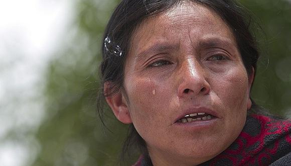Máxima Acuña denuncia ataque con balas contra su familia en Cajamarca