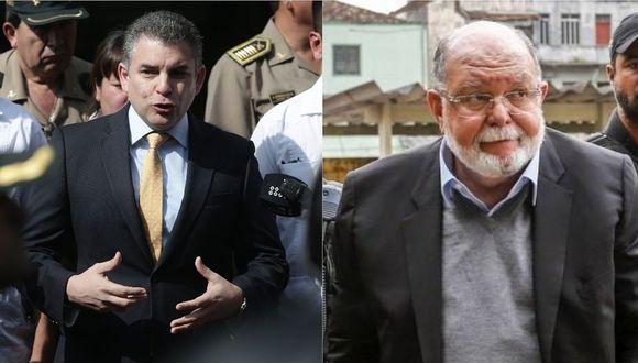 Equipo Especial Lava Jato interroga en Brasil a Leo Pinheiro, expresidente de OAS